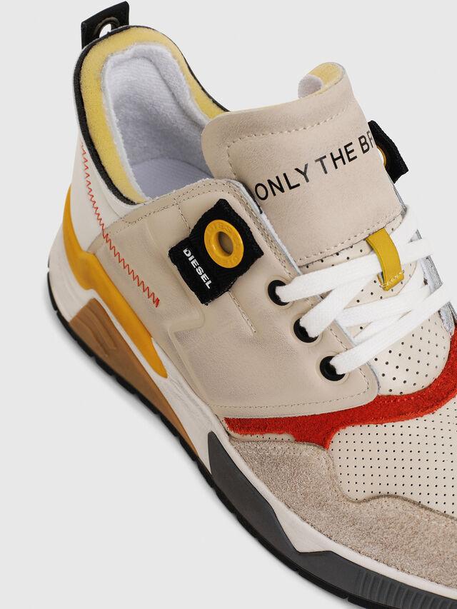 Diesel - S-BRENTHA LC, Bianco - Sneakers - Image 5