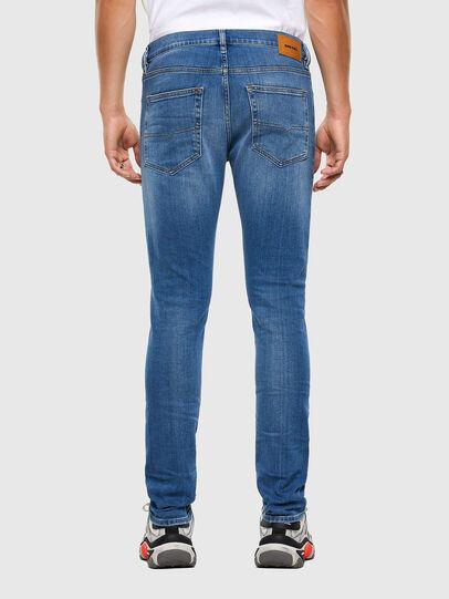 Diesel - D-Luster 009EK, Blu Chiaro - Jeans - Image 2