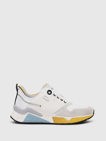 Diesel - S-BRENTHA LC, Bianco - Sneakers - Image 1