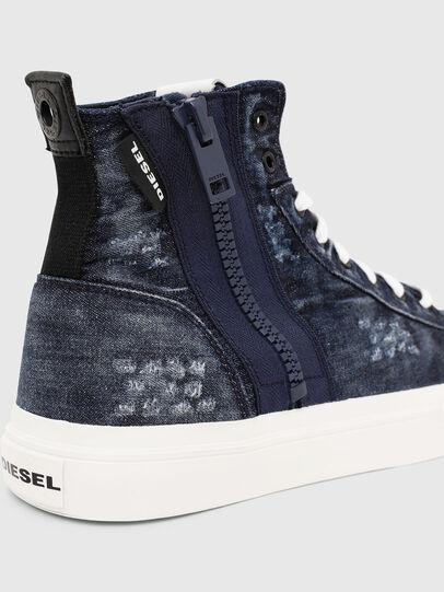 Diesel - S-ASTICO MID ZIP, Blu - Sneakers - Image 6