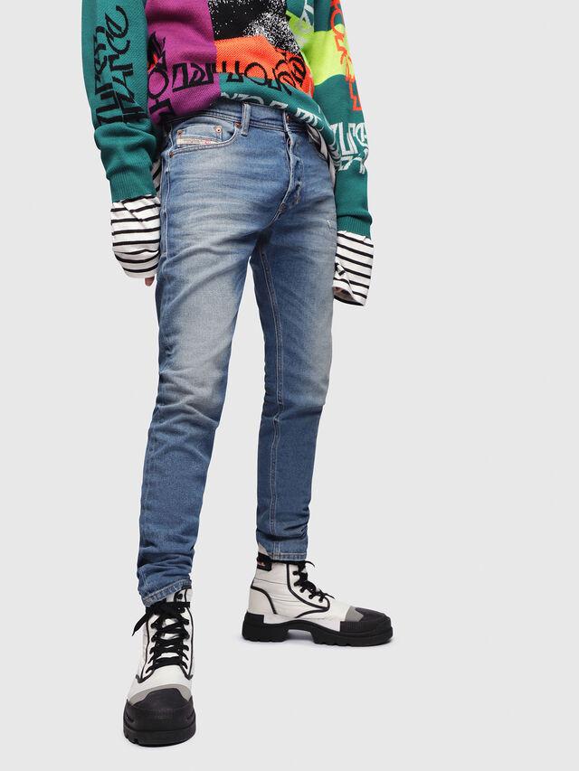 Diesel - Tepphar 089AW, Blu Chiaro - Jeans - Image 1
