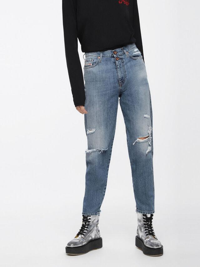 Diesel - Alys 084ZE, Blu Chiaro - Jeans - Image 1