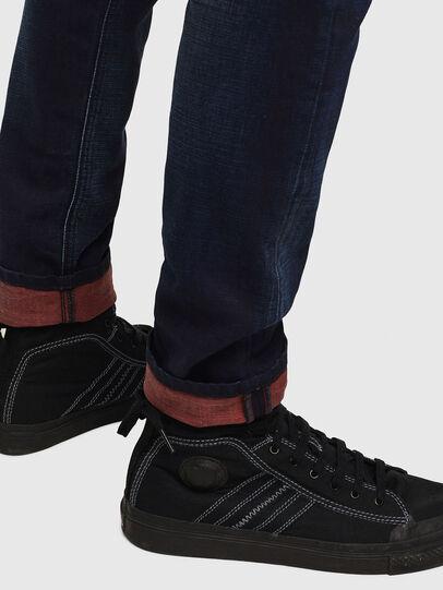 Diesel - Tepphar 009BL, Blu Scuro - Jeans - Image 5