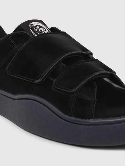 Diesel - S-CLEVER LOW STRAP W, Nero - Sneakers - Image 4