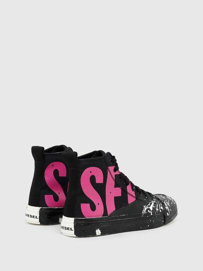 Diesel - S-ASTICO MC W, Nero/Rosa - Sneakers - Image 3