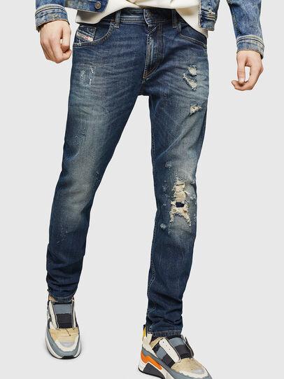 Diesel - Thommer 083AC, Blu Scuro - Jeans - Image 1