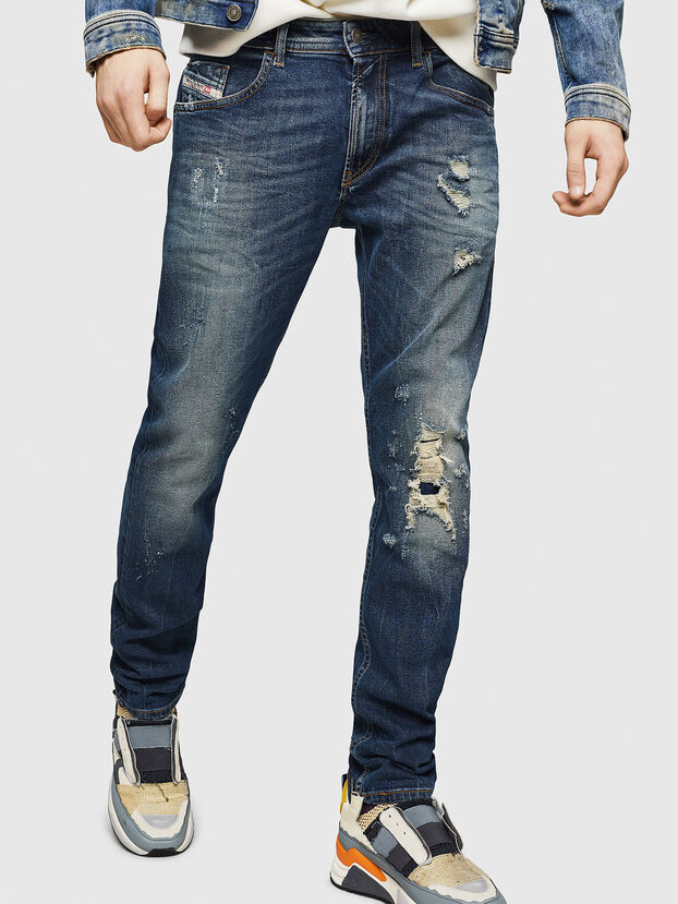 Thommer 083AC, Blu Scuro - Jeans