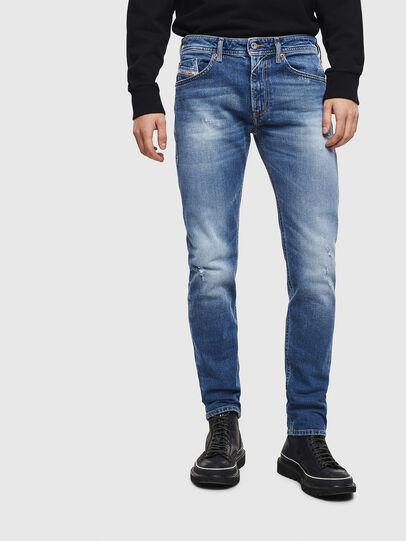 Diesel - Thommer 0096D, Blu Chiaro - Jeans - Image 1
