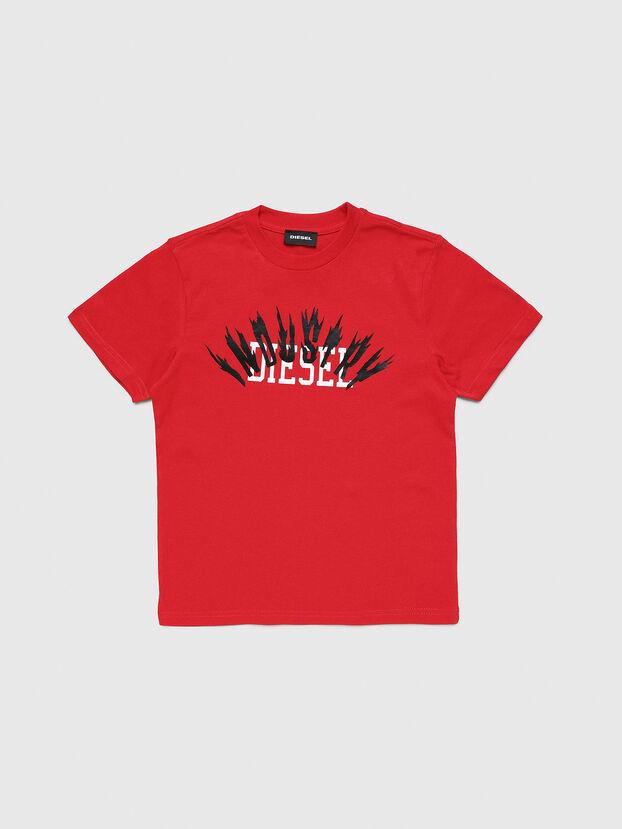 TDIEGOA10, Rosso - T-shirts e Tops