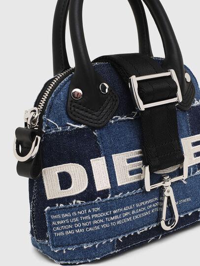 Diesel - PYANIGA S, Blu - Borse a tracolla - Image 6