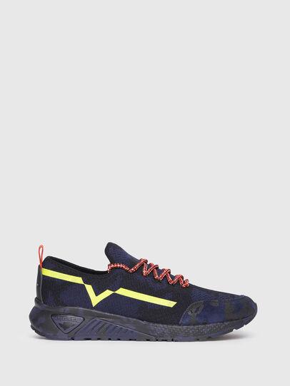Diesel - S-KBY, Blu/Nero - Sneakers - Image 1