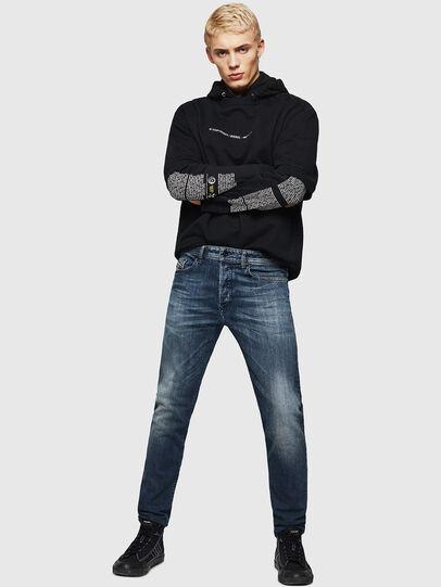 Diesel - Buster 084AS, Blu Scuro - Jeans - Image 6
