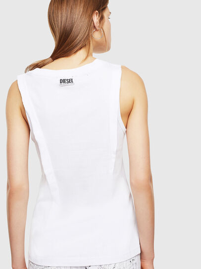 Diesel - T-TRIXY, Bianco - Tops - Image 2