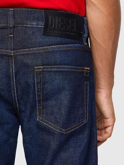 Diesel - D-Strukt 09A12, Blu Scuro - Jeans - Image 3