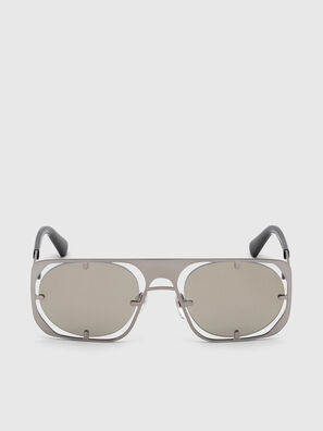DL0305, Grigio/Nero - Occhiali da sole