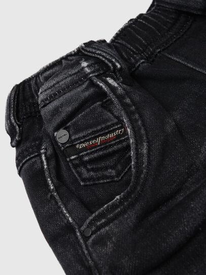 Diesel - FAYZA JOGGJEANS B-N, Nero/Grigio scuro - Jeans - Image 3