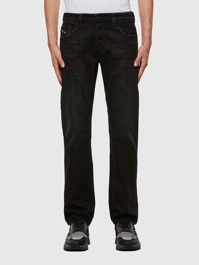 Diesel - Larkee 069PW, Nero/Grigio scuro - Jeans - Image 1