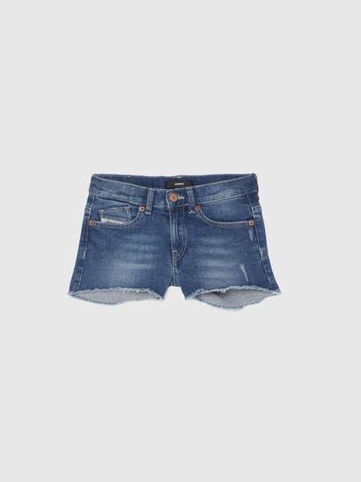 Diesel - PRIFTY, Blu medio - Shorts - Image 1