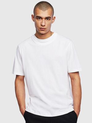 T-HUSTY, Bianco - T-Shirts