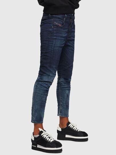 Diesel - Fayza JoggJeans 069KC, Blu Scuro - Jeans - Image 5