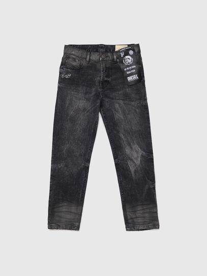 Diesel - MHARKY-J, Nero/Grigio scuro - Jeans - Image 1