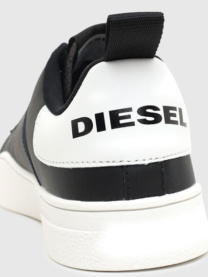Diesel - S-CLEVER SO, Nero/Bianco - Sneakers - Image 5