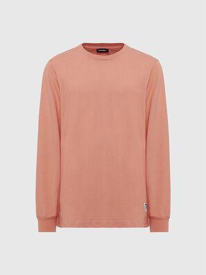 T-JUST-LS-MOHI, Rosa - T-Shirts