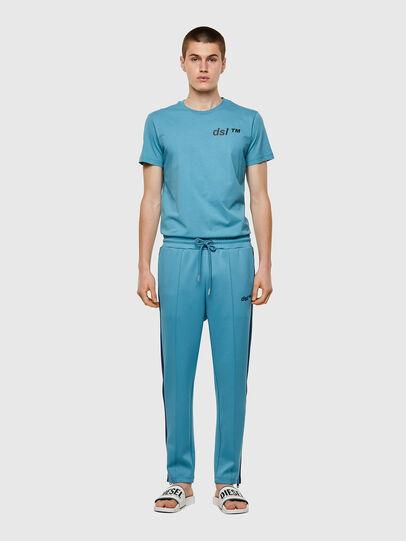 Diesel - P-CHROMY, Blu - Pantaloni - Image 5