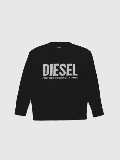 Diesel - KLOGOSX, Nero - Maglieria - Image 1