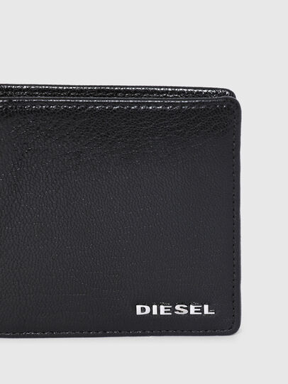 Diesel - HIRESH S, Nero/Bianco - Portafogli Piccoli - Image 4