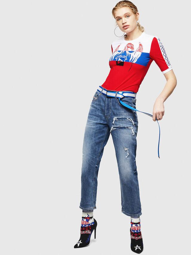 Diesel - Aryel 0890X, Blu medio - Jeans - Image 6