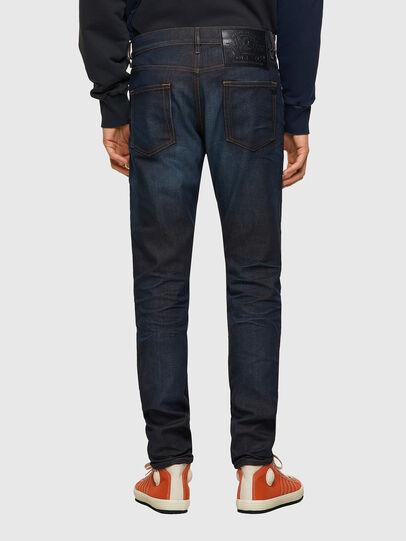 Diesel - D-Strukt 09A45, Blu Scuro - Jeans - Image 2