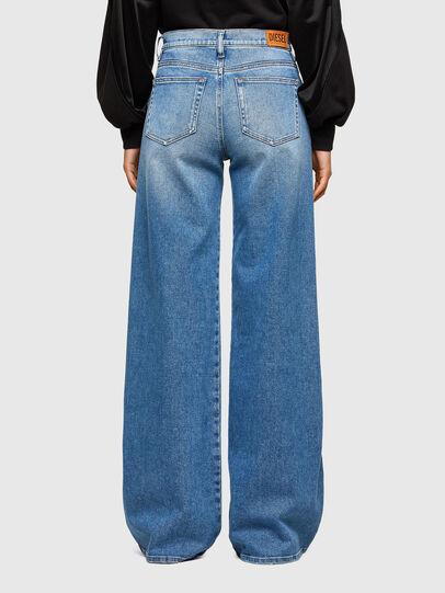 Diesel - D-Akemi 009EU, Blu Chiaro - Jeans - Image 2