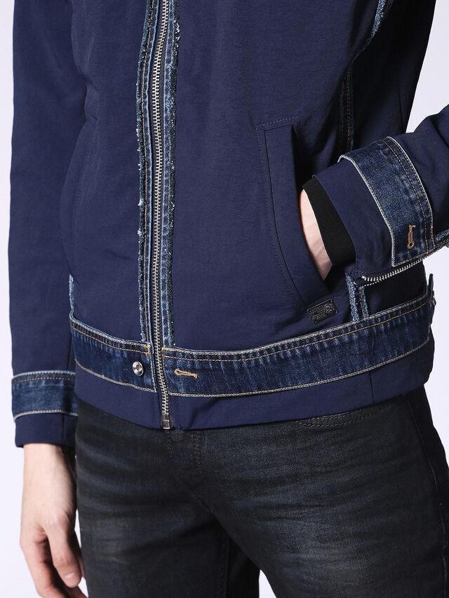 J-FONT, Blu Jeans