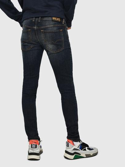 Diesel - Sleenker 069FX, Blu Scuro - Jeans - Image 2