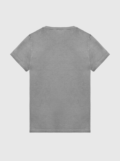 Diesel - T-SILY-WX, Grigio scuro - T-Shirts - Image 2