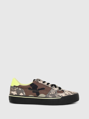 S-FLIP LOW, Marrone Militare - Sneakers