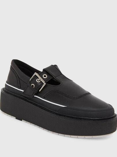 Diesel - H-SCIROCCO BA, Nero - Sneakers - Image 4