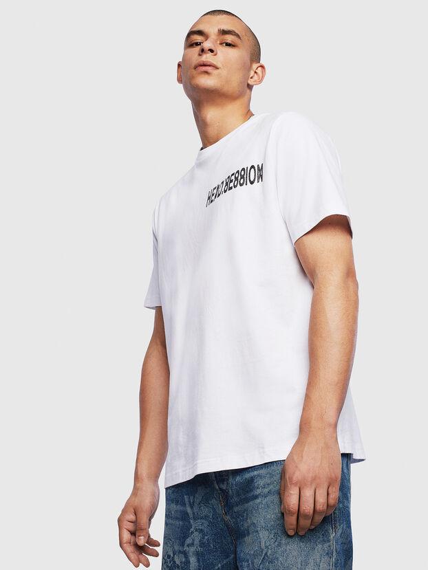 T-JUST-T10, Bianco - T-Shirts