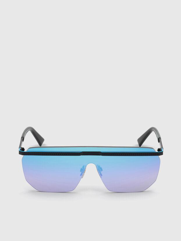 DL0259, Blu - Occhiali da sole