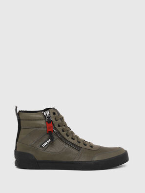 S-DVELOWS, Verde Militare - Sneakers