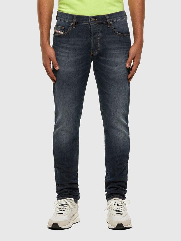 D-Luster 009EM, Blu Scuro - Jeans