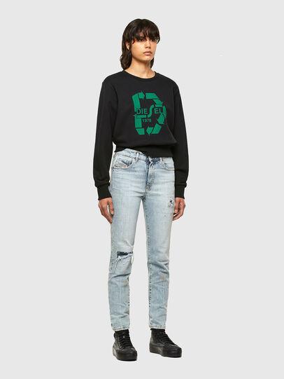 Diesel - D-Joy 009JR, Blu Chiaro - Jeans - Image 7