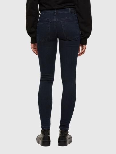 Diesel - Slandy Low 009PV, Blu Scuro - Jeans - Image 2