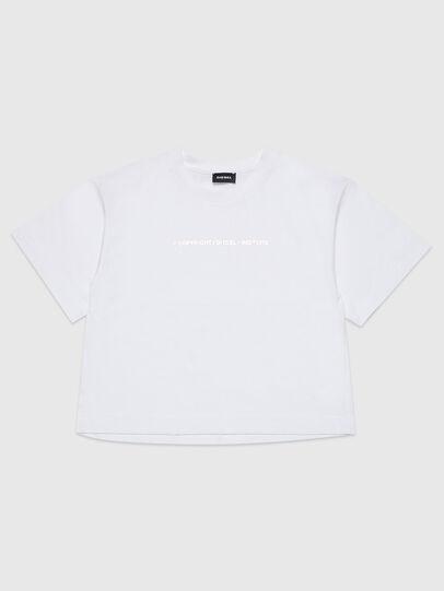 Diesel - TSOLY, Bianco - T-shirts e Tops - Image 1