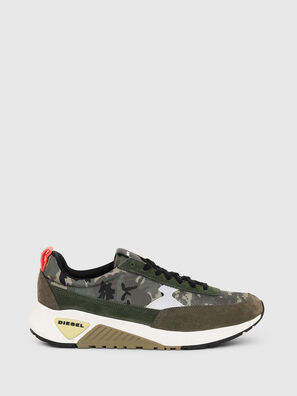S-KB LOW LACE II, Verde Camo - Sneakers