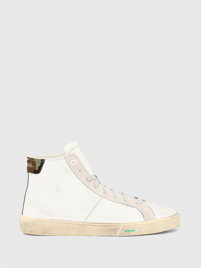 Diesel - S-MYDORI MC, Bianco - Sneakers - Image 1
