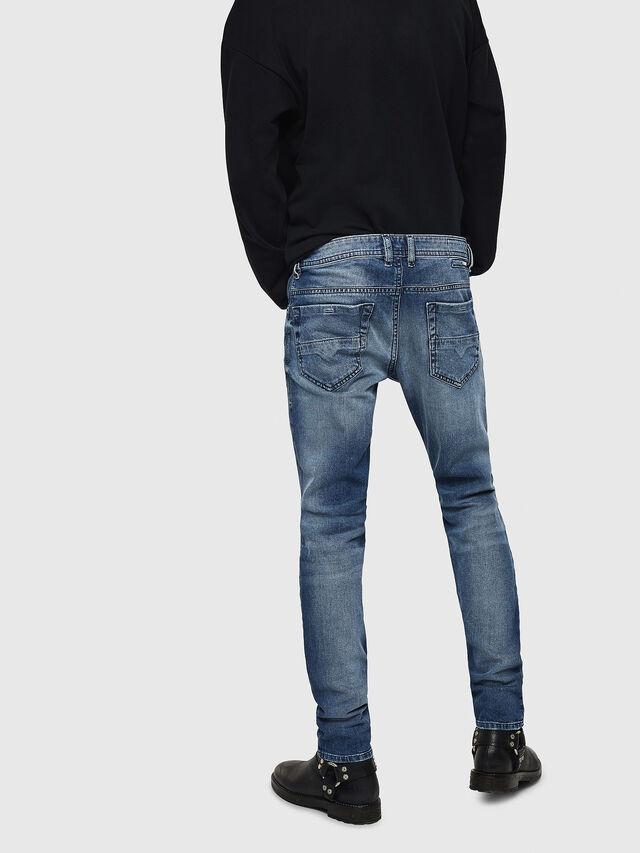 Diesel - Thommer 0853P, Blu Chiaro - Jeans - Image 2