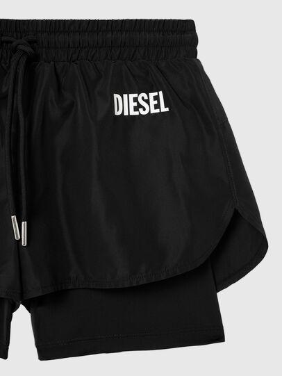Diesel - UFLB-FAUSTIN-HIGH, Nero - Pantaloni - Image 3