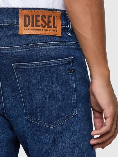 Diesel - D-Istort 009ZX, Blu Scuro - Jeans - Image 3